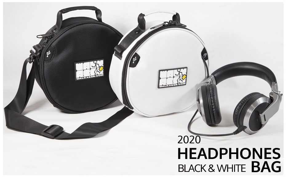 Headphones bag