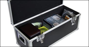 trunk. Baul. Accesories Case. Maleta accesorios