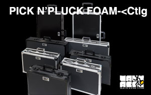 Pick n pluck foam