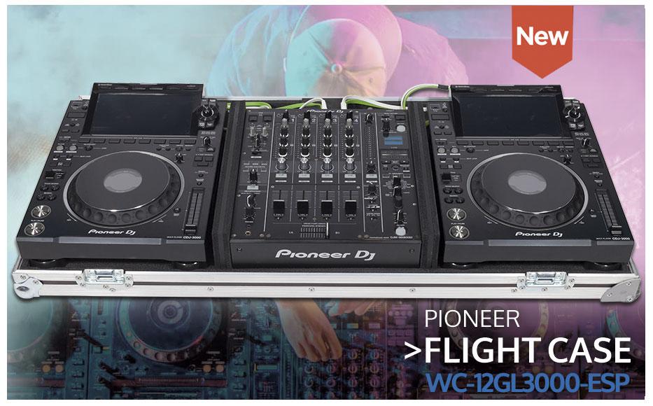 Pioneer CDJ-3000 & DJM-900NXS2