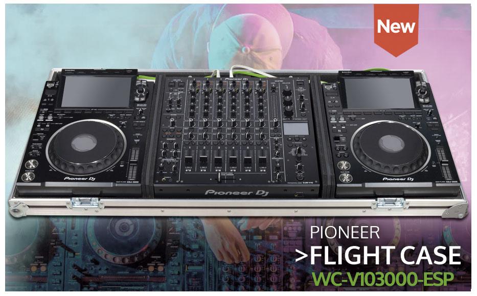 Pioneer CDJ-3000 & DJMv10