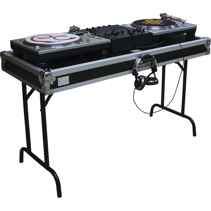 Walkasse empresa especializada en maletas dj y racks. - Walkasse WR-TABLE50: Universal DJ table ...