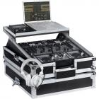 Flight case rack DJ de 19""