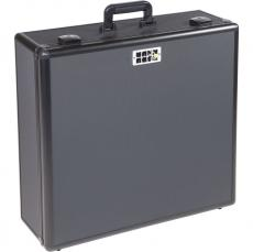 Flight Case for universal mixer large size, Black.