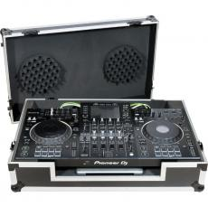 Flight case All-in-one DJ System Pioneer® XDJ-XZ (Silver) Wheels