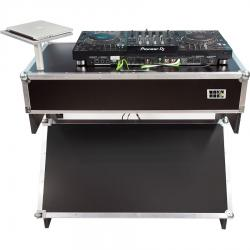 DJ Z Table Workstation foldable (Wheels)