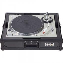 Flight Case Multi Fromat Turntable Black.