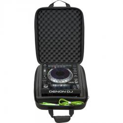Shockproof Eva Case Denondj® SC6000/ X1850 & Pioneer® NXS2 Black (Backpack).