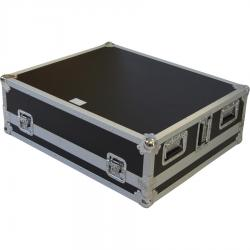 Flight Case Yamahva MGP24X/ Soundcraf® SI IMPACT/ Allen&Heath® GLD80 Silver (Wheels).