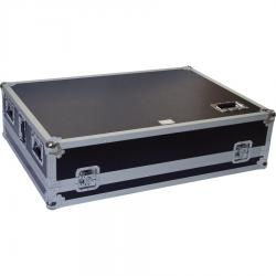 Flight Case Yamaha® MGP32XD/ Allen&Heath® GL2400-432 Silver (Wheels).