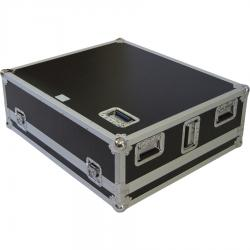 Flight Case Yamaha® TF-5/TF-3 Silver (Wheels).