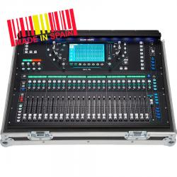Professional Flight Case Allen & Heath®SQ6 Silver