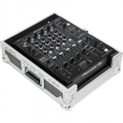 "Flight Case Multi format CDJ/MIXER 12"" Silver."