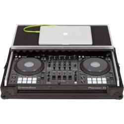 Flight Case Midi Controller Pioneer® DDJ-1000 Black (Laptop Stand)