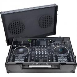 Flight case All-in-one DJ System Pioneer XDJ-XZ (Black) Wheels