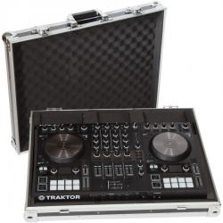 Ultra Slim flight case for midi controller TRAKTOR KONTROL S4MK3