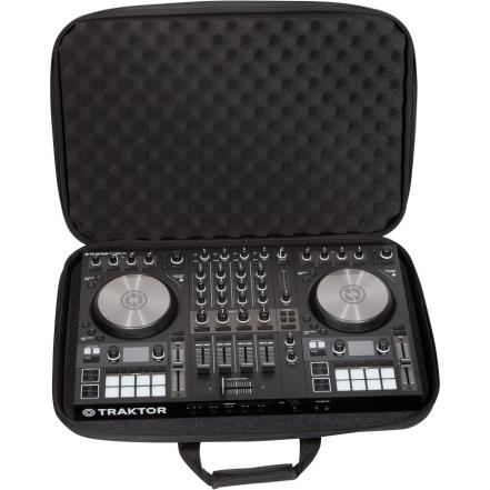 Shockproof Eva Case NI® TRAKTOR KONTROL S4MK3/S3 & Pioneer® DDJ-SR2 Black (Backpack).