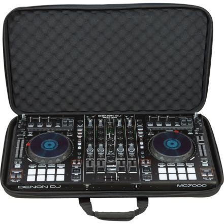 Maleta DJ EVA Denondj® MC7000 Negra (Backpack).